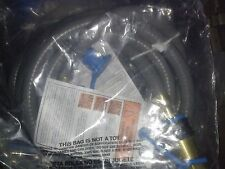 "MB STURGIS 11 FOOT 1/2"" Natural Propane Gas Hose Quick Connect BBQ FREE SHIP"