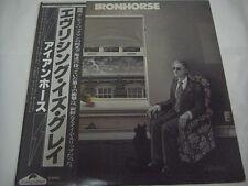 IRON HORSE-Everything Is Grey JAPAN 1st.Press Promo w/OBI BTO Rush Triumph Kiss