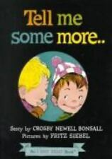 Tell Me Some More (I Can Read Book 1)