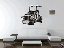 Truck Big Rig Wall Art Sticker Vinyl Huge Free Postage