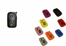 Lexus Newest Key Fob Cover Jacket Silicon Black Pink Red Purple Blue Red