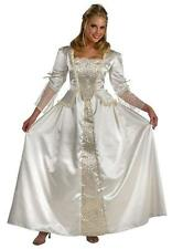 Pirates of the Caribbean Elizabeth Swan Deluxe Adult White Costume Dress