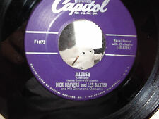 DICK BEAVERS & LES BAXTER JALOUSIE / SHRIMP BOATS ON CAPITOL RECORDS