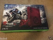 Microsoft Xbox One S 2 TB Console - Gears of War 4 Limited Edition Bundle