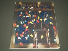 1939 DECEMBER FORTUNE MAGAZINE - GREAT COVER & ADS - F 157