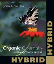 Organic Chemistry: With Biological Applications by John E. McMurry (Mixed...