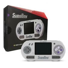 Hyperkin SUPABOY Portable Pocket SNES Console *BRAND NEW* FACTORY SEALED*