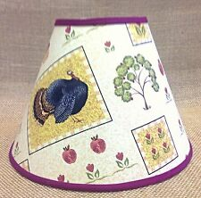 Turkey Thanksgiving Handmade Lampshade Lamp Shade