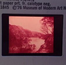 "William Henry Fox Talbot ""Loch Katrine Calotype 1845"" 35mm Photography Slide"