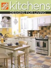 Kitchens Designs for Living, The Home Depot, Good Book