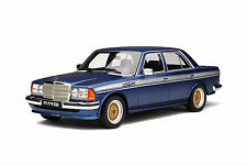 1/18 Otto GT Spirit Mercedes Benz 280 E Series W123 AMG Body in Blue OT221