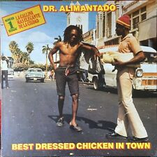 Dr Alimantado Lp Best Dressed Chicken In Town Import Reggae Dub King Tubby