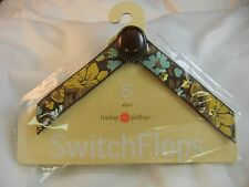 Lindsay Phillips Swtichflops Straps Alice - Small NEW