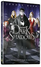 DVD *** DARK SHADOWS *** de Tim Burton avec Johnny Depp ( neuf sous blister )