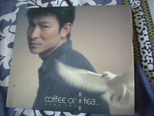 a941981 Andy Lau 劉德華 2004 CD Coffee or Tea ( No VCD )