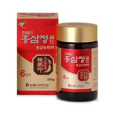 Korean Red Ginseng Extract 240g Hansamin Brand Imported from Korea