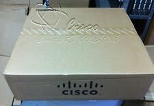 New Sealed Cisco WS-C3560CX-8PC-S 3560-CX Switch 8 GE PoE+ *Smartnetable*