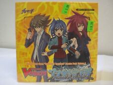 Cardfight Vanguard Awakening of Twin Blades Booster Box 17 NEW