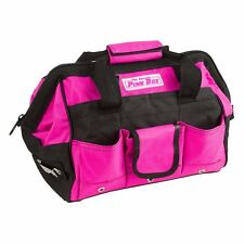 The Original Pink Box PB12TB 12-Inch Tool Bag, Pink Size: 12-Inch BRAND NEW