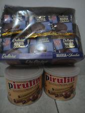 2 latas de PIRULIN 300grs C/U  y 18 galletas maria chocolate