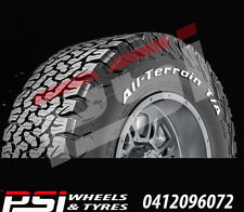265/65R17 BFG ALL TERRAIN KO2 TYRE 4X4  265 65 17 AT 4WD BF AT GOODRICH