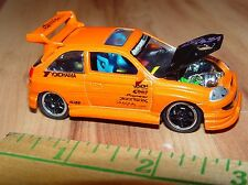 MM IMPORT TUNER '00 HONDA CIVIC HB DRIFT RACER RUBBER TIRE LIMITED EDITION