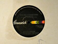 "12"" MODERN SOUL BOOGIE South Bronx Brunswick 219 The Big Throwdown"