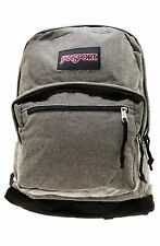 JanSport Men's Right Pack Expressions Backpack White & Black One Size