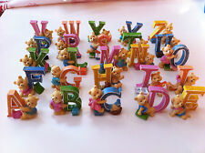 Wholesale Joblot Teddy Bear Letter - make a name or message  100 letters
