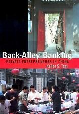 Back-Alley Banking: Private Entrepreneurs in China-ExLibrary