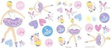 DISNEY PRINCESS BALLERINA BARBIE WALL STICKERS GIRLS ROOM DECOR WALL DECAL 40609