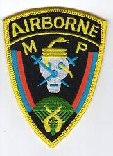 50 - 60s Era Airborne Military Police BC Patch Cat No C6277