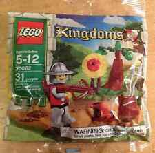 Lego Kingdom Polybag 30062 TARGET PRACTICE Castle Archer Knight STOCKING STUFFER