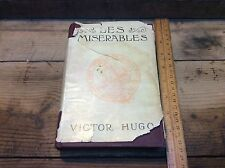 Antiquarian Or Vintage Book Les Miserable By Victor Hugo Vol 2 , A.L. Burt Co.