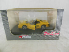 Detail Cars Art 142 Ferrari 512 TR Spider in Yellow scale 1:43 (Corgi)