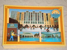 Carte Postale ancien Disney 's Hotel New York Disneyland Paris NEUVE