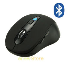 New Wireless Mini Bluetooth Optical Mouse 1000 DPI for PC Android 3.1+Mouse Pad