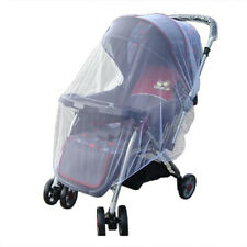 Baby Buggy Pram Mosquito Cover Net Pushchair Stroller Fly Insect Protector UK