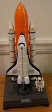 Vintage Space Shuttle NASA Desk Model Challenger Discovery Halnet