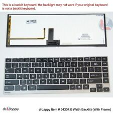 Wholesale Toshiba US Backlit Keyboard for PORTEGE Z935