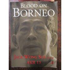 Blood on Borneo Australian Z Force AGAS1 Sandakan POW OPs by Sue WW2 book