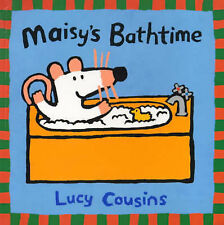 Lucy Cousins Maisy's Bathtime Very Good Book