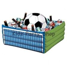 Football Soccer Party - Inflatable Boys Football Cooler- Free Post in Uk