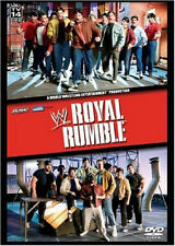 WWE 2005 ROYAL RUMBLE PPV POSTER FREE SHIPPING! ROLLED NEVER FOLDED WWF WCW ECW