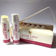Bulk of 48 Forever Living Aloe Lips with Jojoba (Aloe Vera Lip Balm $2.80 each)