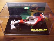 1/43 AYRTON SENNA No 08 MCLAREN MP4/8 FORD V8 1993