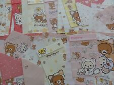 San-X RILAKKUMA CAT Letter Set Writing paper envelope stationery gift journal