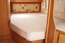 Abbey Spectrum 418 Fitted Sheet For Nearside Fixed Bed Caravan