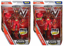 WWE HARLEM HEAT ELITE 46 WRESTLING FIGURE SET BOOKER T STEVIE RAY FLASHBACK