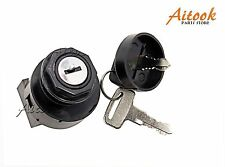 IGNITION KEY SWITCH FOR POLARIS ATV OUTLAW 525 IRS WITH KEY 4 PIN